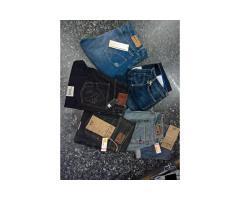 stock jeans uomo/donna