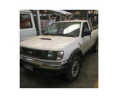 Vendesi pick-up Nissan Navara