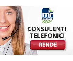 Consulenti telefonici fisso orario