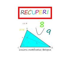 Ripetizioni di matematica, fisica, elettronica, informatica RECUPERI