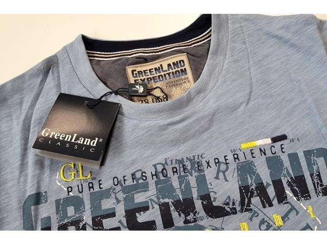 T-shirt uomo Greenland