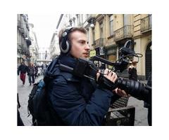 Videomaker Fotografo Montaggio video Cameraman