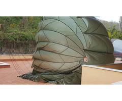 Paracadute per la pesca a Drifting e Bolentino