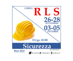 Corso RLS alla New Skill