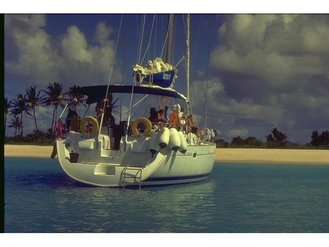 Natale in barca a vela ai Caraibi