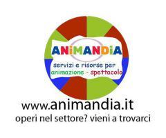 Animandia:servizi e articoli per animazione e feste