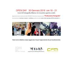 Open Day Fotografia Milano