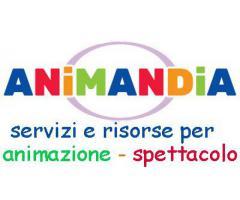 Animandia.it: articoli per animazione,accessori per feste,spettacoli