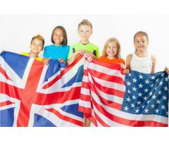 English Camp per bambini e ragazzi 6-11 anni