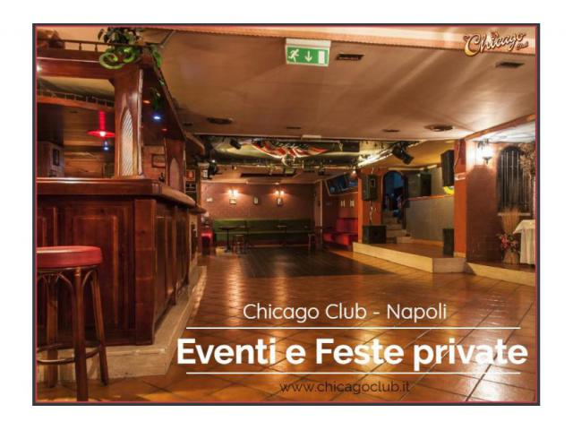 Locale per Eventi e Feste private Napoli