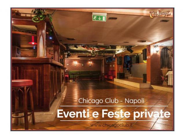 Locale per Eventi e Feste private Napoli
