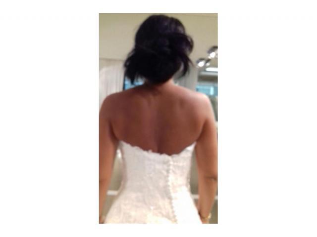 Vestito da sposa collezione Nicole