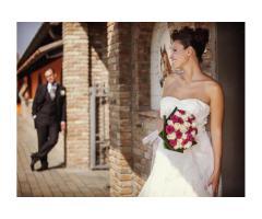 Servizio fotografico per il tuo matrimonio ed evento