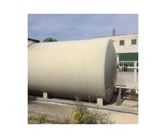 Vendesi cabina e cisterna di contenimento