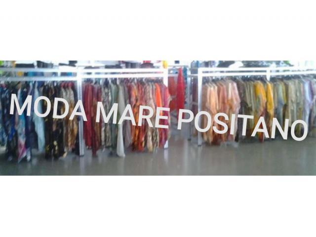 stock moda mare firmato POSITANO