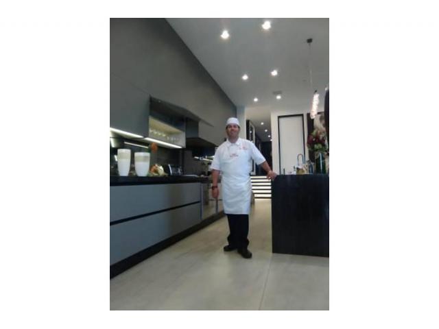 Chef Bruno, USA.