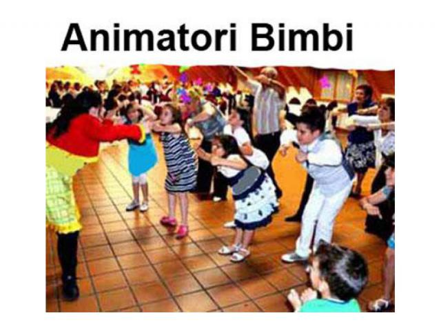 assunzioni di animatori vari ruoli anche prima esperienza