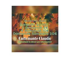 Claudio Cartomante consulti scritti