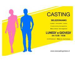 Casting Moda Spettacolo