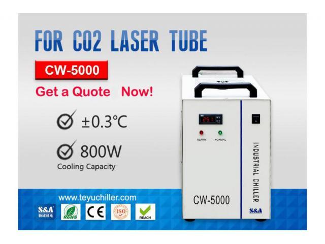 Refrigeratore D'acqua CW5000