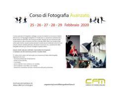 Corso fotografia avanzato Milano