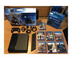 Sony PS4 500Gb con 2 controller e 11 giochi gratuiti