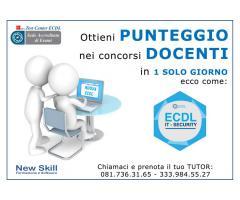 ECDL IT SECURITY alla New Skill