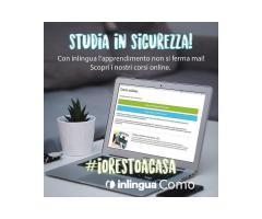 Corsi di lingue online. prova gratuitamente!