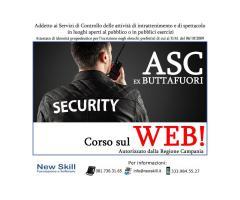 Corso ASC - Ex Buttafuori sul Web
