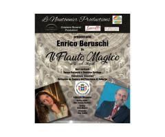 Enrico Beruschi: W.A. Mozart Il Flauto Magico