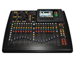 Mixer digitale e analogico, Strumenti musicali