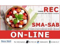 Corso REC - SMA SAB On-Line