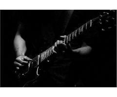Lezioni di chitarra elettrica Gambara Bande Nere