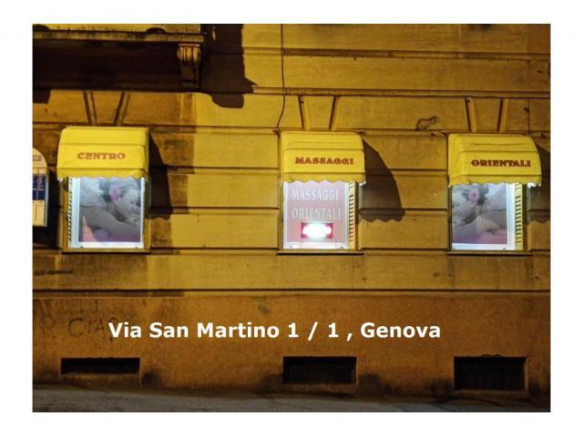 NUOVA APERTURA - Centro Massaggi Orientali a Genova San Martino