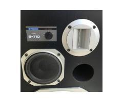 casse pioneer speaker system s710