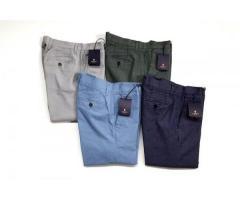 Pantaloni uomo made in Italy