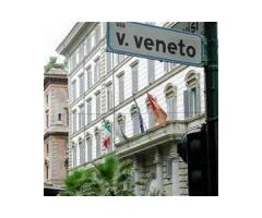 Via Veneto ufficio arredato pronto con sala riunioni