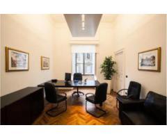 Roma,Via Veneto, Affittasi Uffici pronti con Sale Riunioni  e Reception all'ingresso