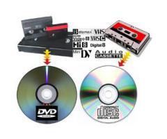 Riversamenti video da diversi formati in Digitale