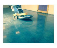 Levigatura lucidatura e trattamento pavimenti in cemento