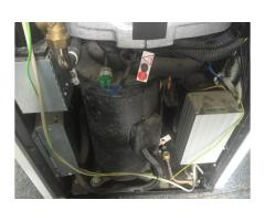 Worcester BOSCH Ground Source Pompa di Calore 9kW Caldaia combi