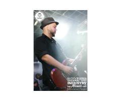 CORSO DI CHITARRA ELETTRICA ROCK/BLUES/HEAVY METAL