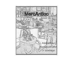 MercAntico - MERCATINO USATO ANTIQUARIATO E VINTAGE