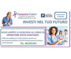 Corso di Operatore Socio Sanitario
