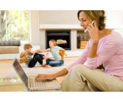 Lavoro gestibile anche da casa settore commerciale