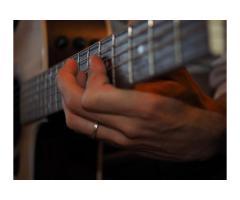 Lezioni di chitara per tutti i livelli