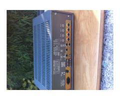 amplificatore professionale a transistor