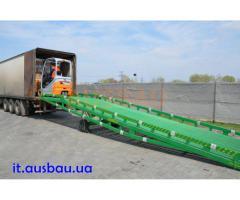 Container rampa cassa mobile