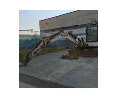 Vendesi escavatore cingolato Bobcat