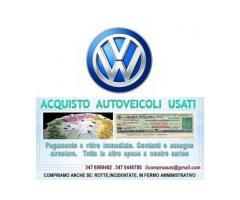 Volkswagen auto e 4x4 usate acquisto contanti